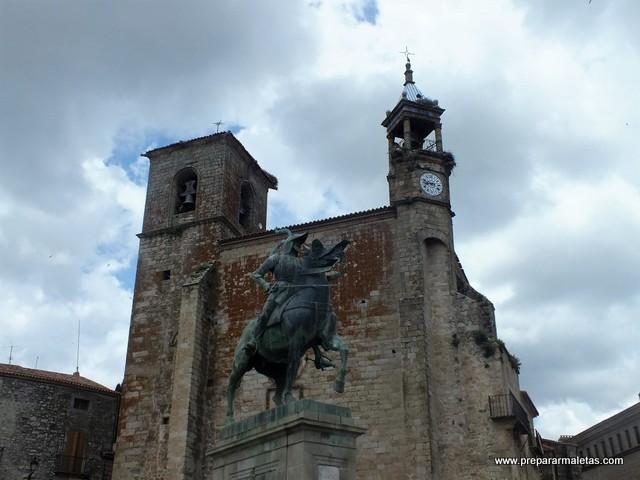 qué ver en Trujillo, Cáceres