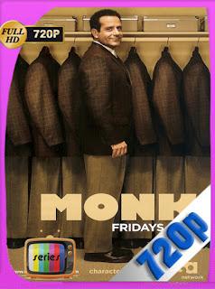 Monk Temporada 1-2-3-4-5-6-7-8HD [720p] Latino [GoogleDrive] SilvestreHD