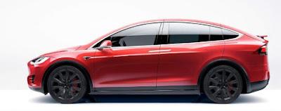 pilihan-mobil listrik murah-indonesia-tesla model x