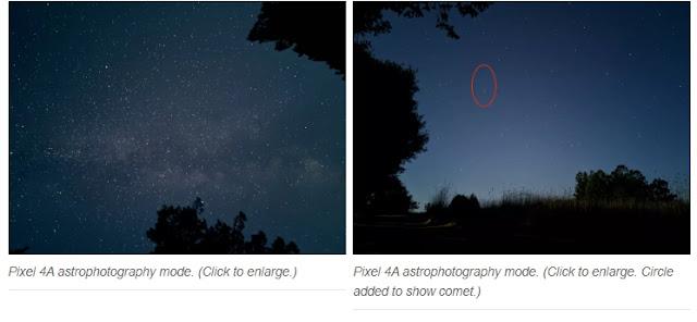 I love Google's Pixel cameras.