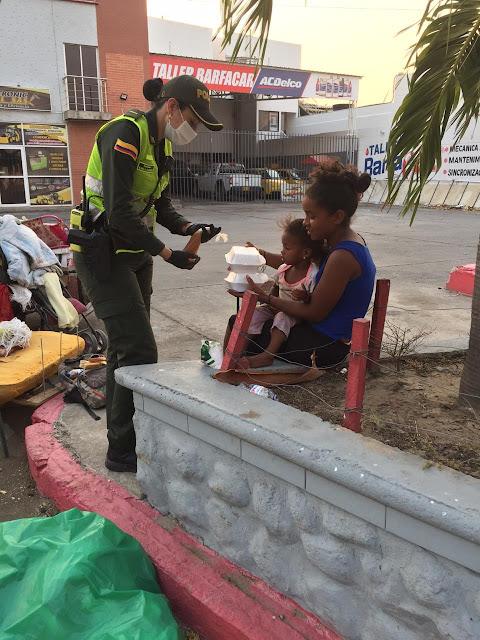En Valledupar :habitantes de la calle tienen un ángel