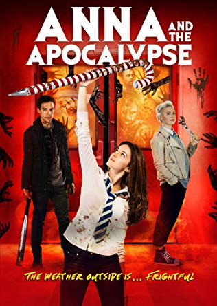 Anna and the Apocalypse [2017] [DVDR] [NTSC] [Latino]