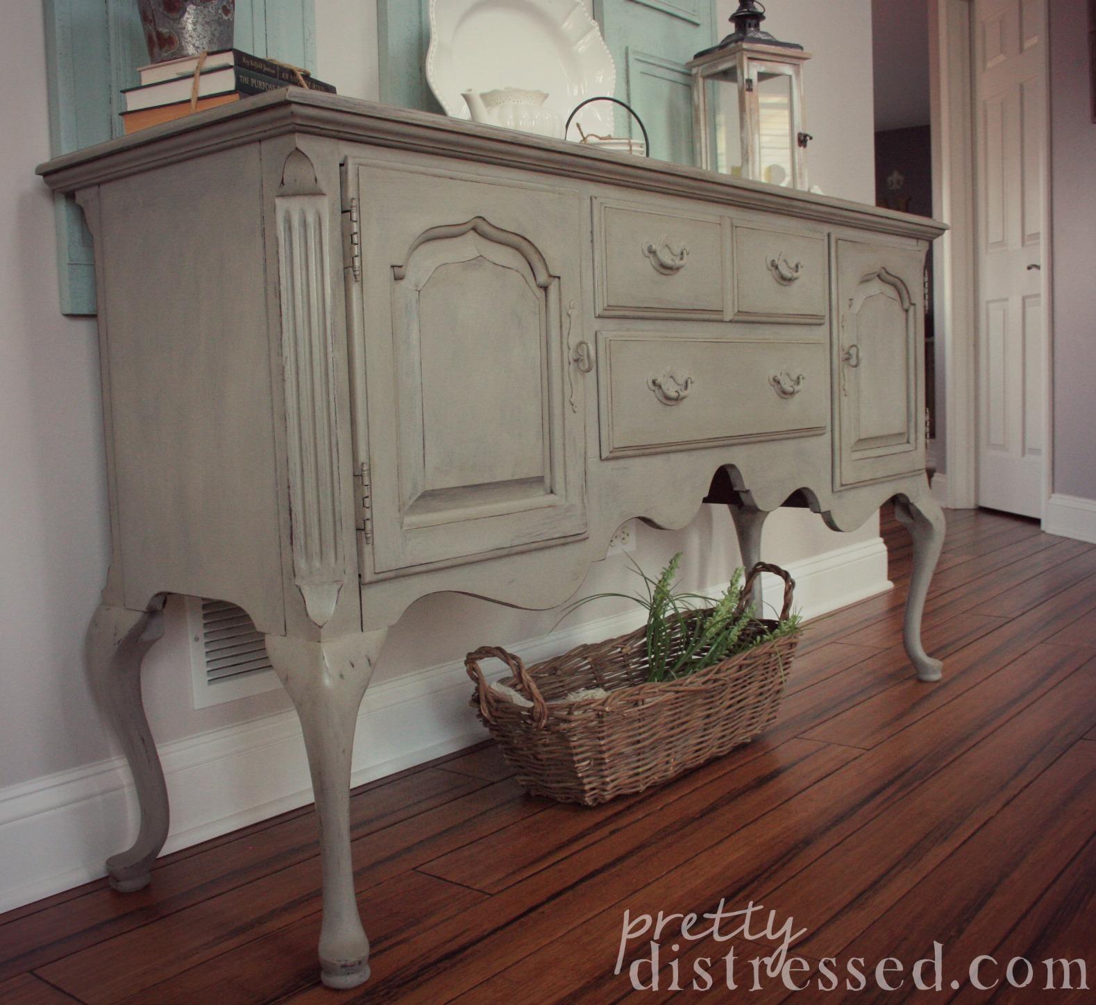 pretty distressed my work. Black Bedroom Furniture Sets. Home Design Ideas