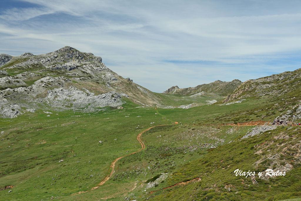 Ruta a los lagos de Saliencia, Asturias
