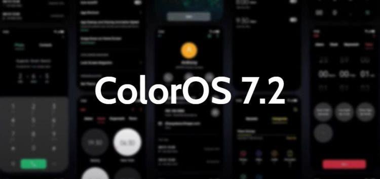 كل ما تحتاج  معرفته على تطبيق الكاميرا COLOROS 7.2 من Oppo