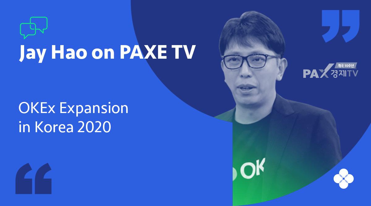 Profil Jay Hao CEO OkeX