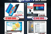 Katalog LULU Promo Produk Elektronik dan Gadget Periode 28 November - 11 Desember 2019