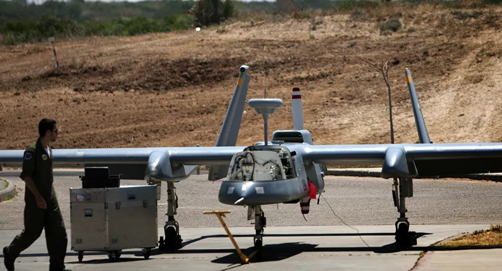 """بـ 27 طائرة دون طيار... خبراء إسرائيليون بمهمة """"تدريب"""" في إثيوبيا"""