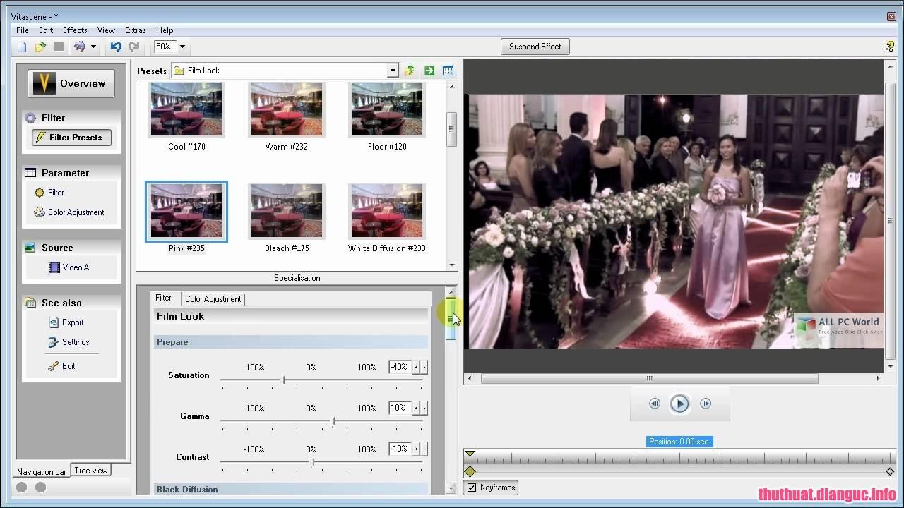 Download proDAD VitaScene 3.0.261 Full Cr@ck