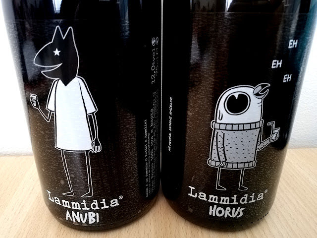 Wine by Lammidia artwork fumettista Simone Angelini Coconino Press Fandango Panini Comics