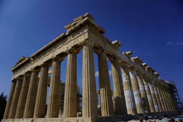 【希臘】遊歷雅典尋找古文明 探索聖域與諸神對話