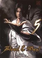 Actu Manhua, Blood and Steel, Critique Manhua, Felix IP, Kotoji, Kotoji éditions, Manga, Manhua, Studio Unicorn,