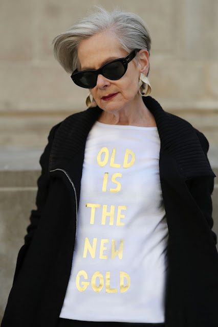 Old Is The New Gold T-Shirt.  PYGear.com