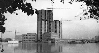 Hospital de Bellvitge inundado (1971)