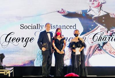 George Washington Ball, American Association of the Philippines