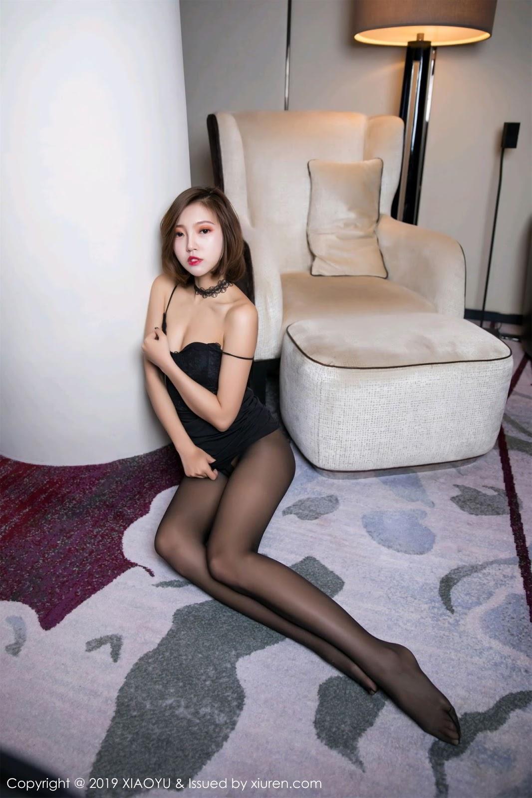 [语画界XiaoYu] Vol.320 Feng Mu Mu - Page 5 - CHINA MODEL GIRL