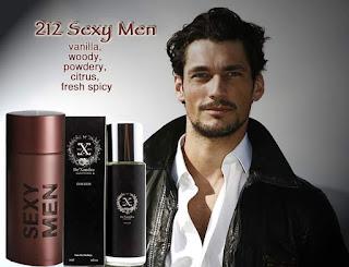 Carolina Harrera,212 Sexy Men,Dexandra,Perfume