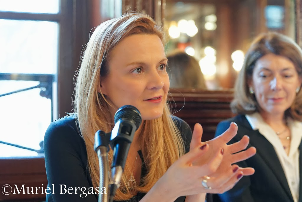 Carole Aurouet, Béatrice Marchal, © Muriel Bergasa