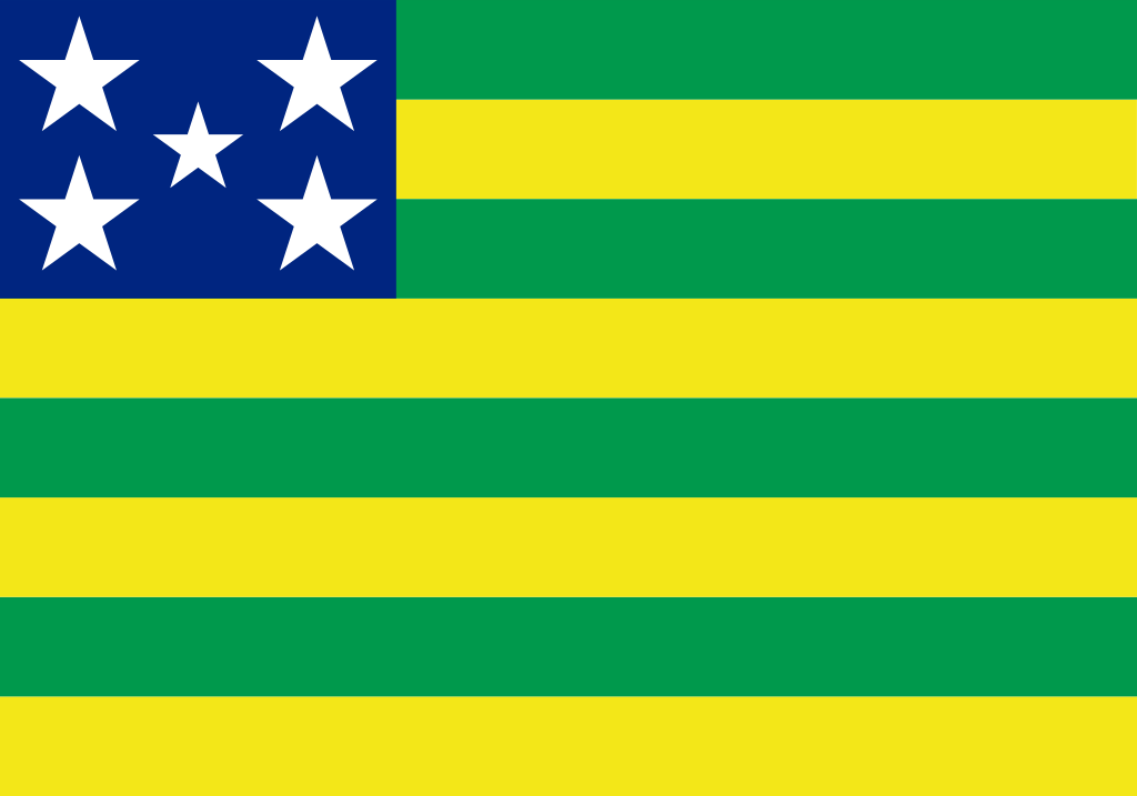 Bandeira do Goiás