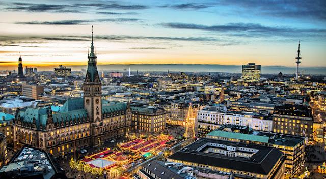 Aluguel de carro barato em Hamburgo