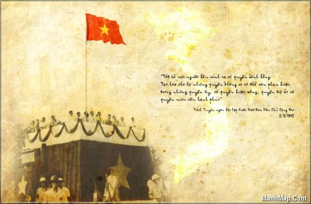 Kỷ niệm ngày Quốc Khánh Việt Nam 2-9