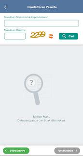 pendaftaran BPJS Kesehatan aplikasi JKN mobile 3