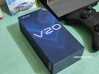 Unboxing & Hands On : Vivo V20