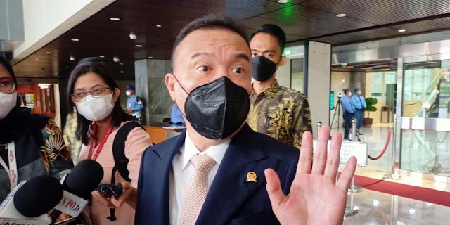 Sufmi Dasco: Tidak Benar Pak Prabowo Konsumsi Ivermectin