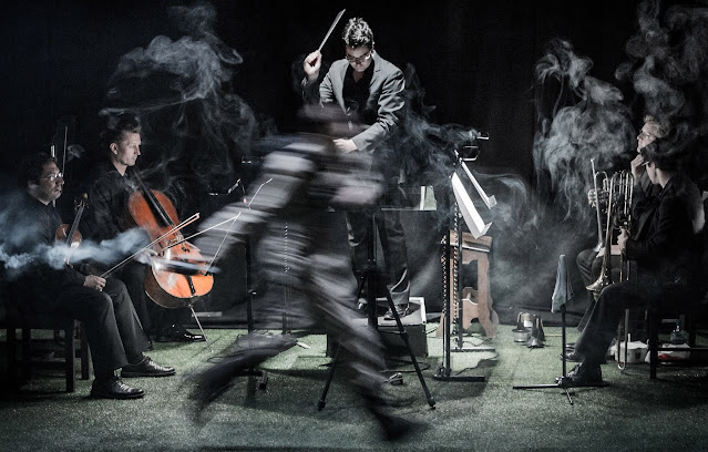 Luke Styles: Macbeth - Glyndebourne Festival Opera 2015 (Photo Robert Workman)