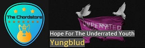 Yungblud - HOPE FOR THE UNDERRATED YOUTH Guitar Chords