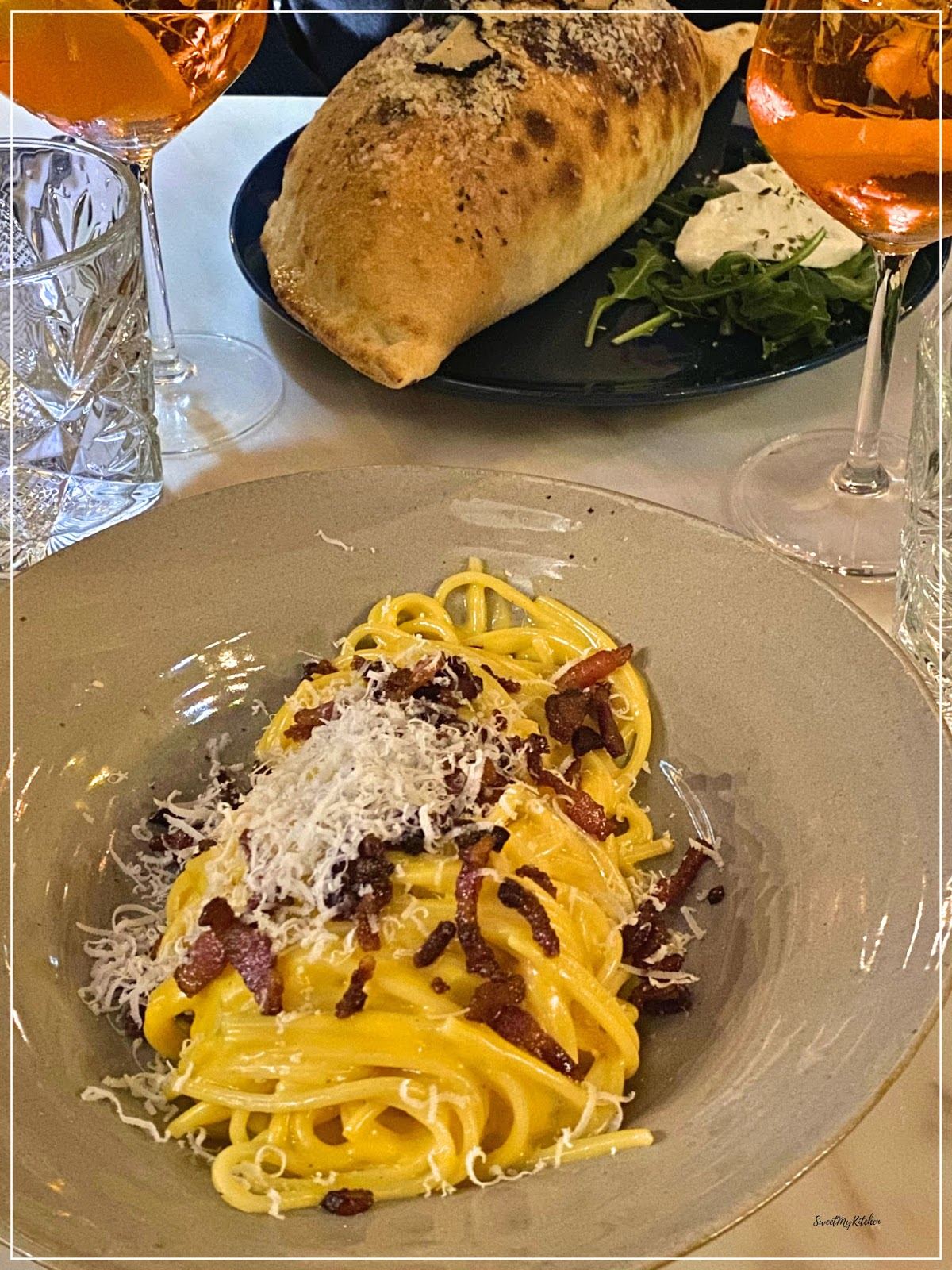 Visconti Chiado restaurante italiano Largo Rafaela Bordalo Pinheiro