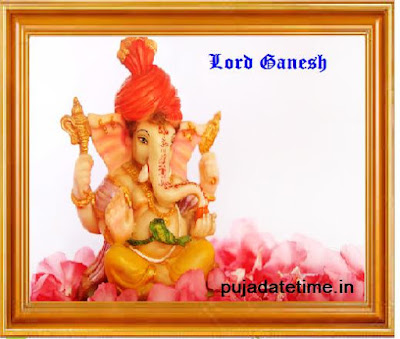2017 Ganesh Chaturthi Puja Date & Timings