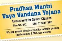 Pradhan Mantri Vaya Vandana Yojana,PMVVY,pmvvy calculator