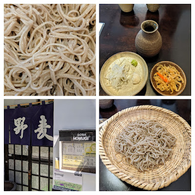 What to eat in Japan: Soba noodles