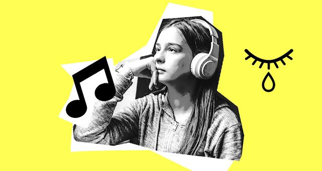 Melhores musicas para ouvir quem tem depressão