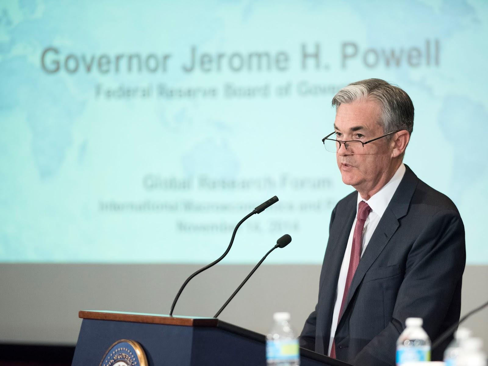 Экономические новости дня. В центре внимания выступление главы ФРС