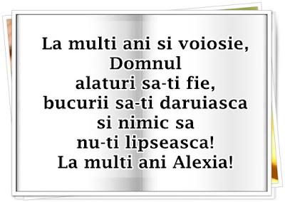 mesaje onomastica sf alexandru cu texte de la multi ani