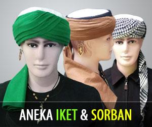 Iket dan Sorban