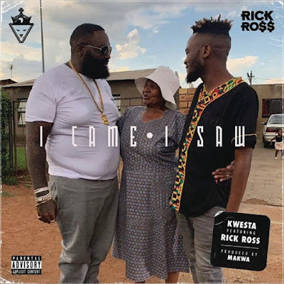 Kwesta – I Came I Saw ft. Rick Ross Mp3 Free Download