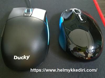 Cara mengatasi double click pada mouse1