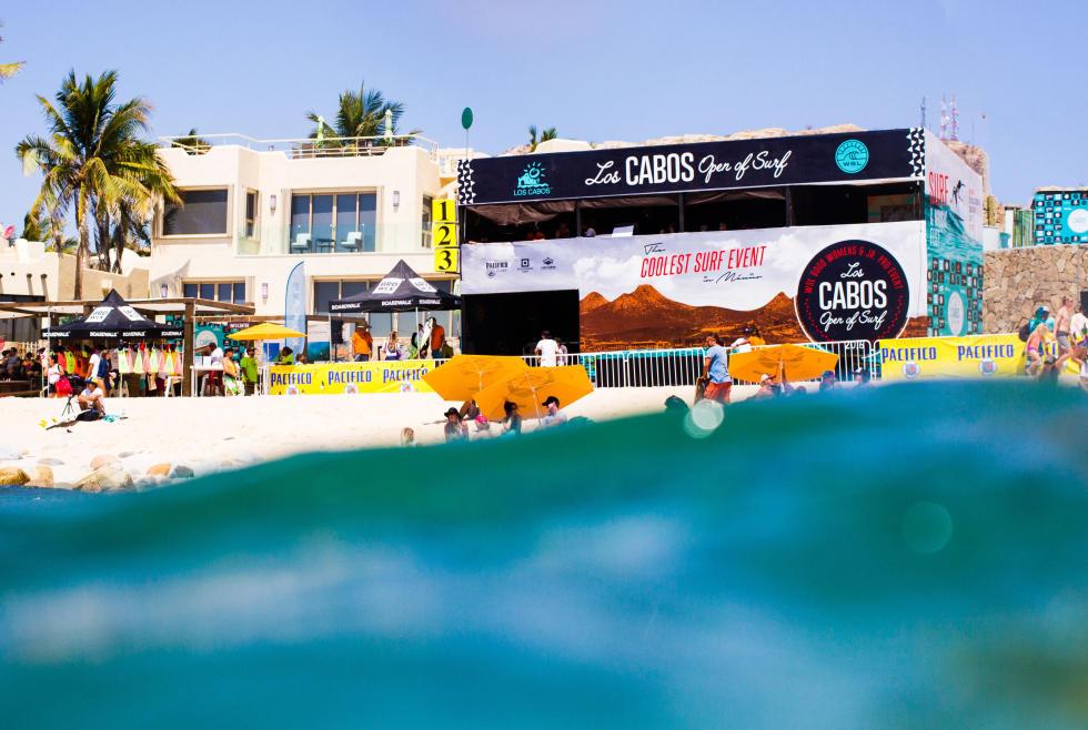 los cabos open of surfing