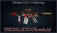 Pindad SS2 V5 Barong
