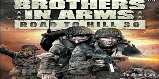 Brothers in Arms Road to Hill 30 PC Game