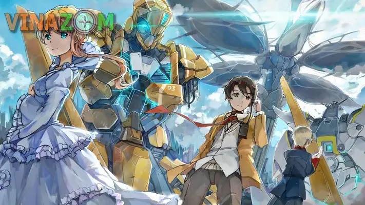 Anime Aldnoah.Zero