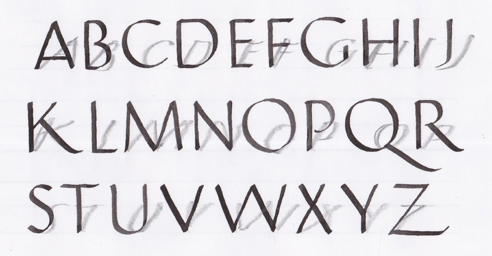 Margaret Shepherd Calligraphy Blog Calligraphy Every Day