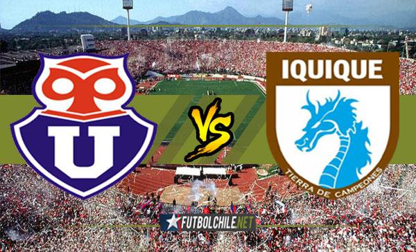 Universidad de Chile vs Deportes Iquique - 17:30 h - Campeonato Transición - 09/12/17