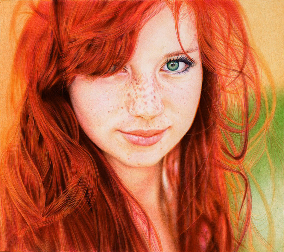 Fiery Facts About Redheads - Skin and Beauty Center.