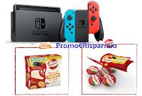 Logo Gioca e vinci con Babybel: in palio 50 Nintendo Switch