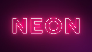 How to create Neon Text Effect using HTML and CSS