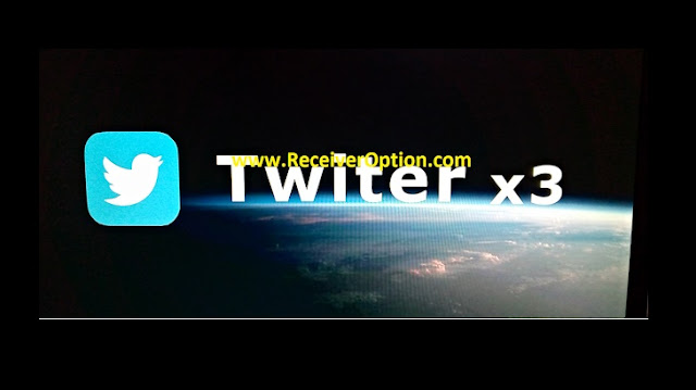 TWITER X3 1506TV HD RECEIVER LATEST NEW SOFTWARE WITH ECAST